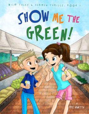 Venetta, Dianne- Show Me the Green! (RGB)